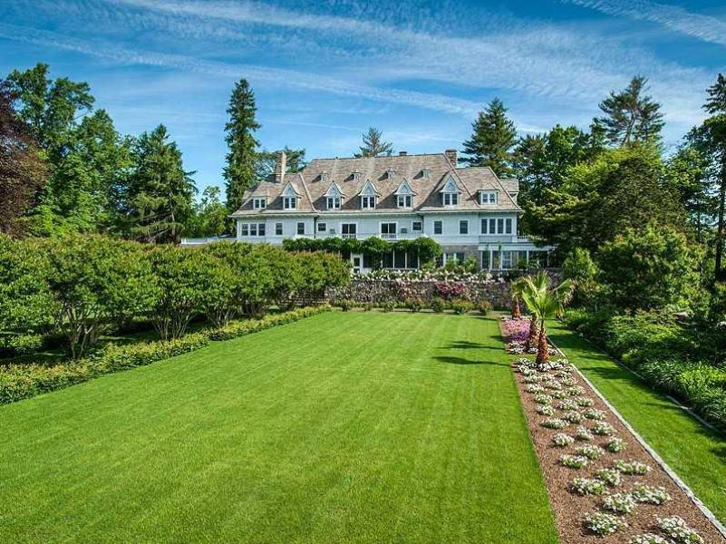 Copper Beach Farm, Greenwich CT (photo taken from Forbes Magazine)