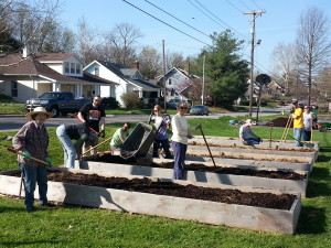 Kenwick Community Garden Workday!