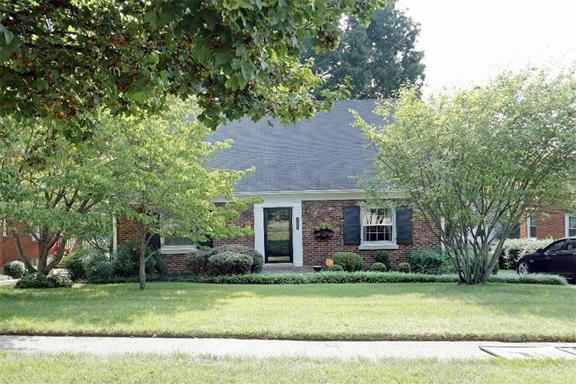 homes for sale in meadowthorpe lexington ky