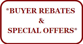 Buyer Rebate Programs and Special Promotions
