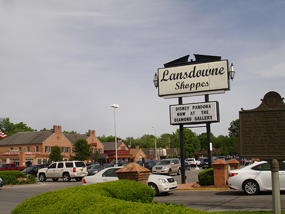 Landsdowne shopping center lexington ky