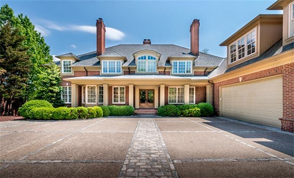 the most expensive home for sale in Lexington Ky