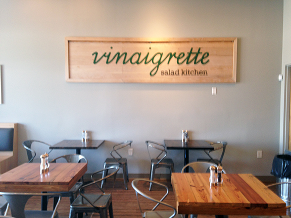 Vinaigrette Salad Kitchen in Lexington Ky?