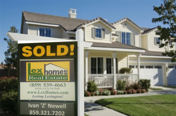 LexHomes Real Estate SOLD!