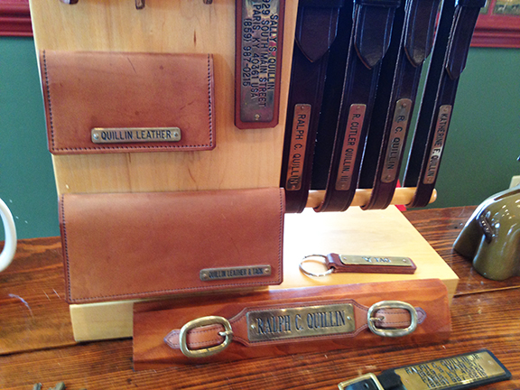 Quillin Leather & Tack in Paris Kentucky