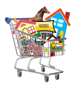 Make buying a home easier than ever with your personalized LexHomes Shopping Cart!